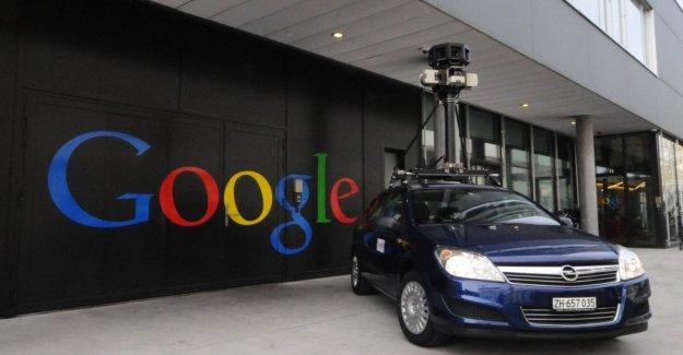 Google, el coche de Street View para medir la contaminación en Amsterdam