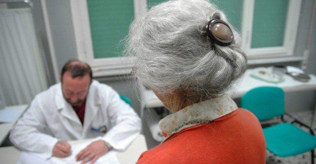 Italia es el envejecimiento, la mala: el 80% del gasto de salud es el caso de enfermedades crónicas