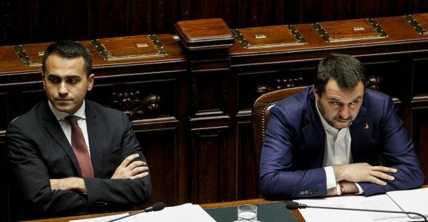 La autonomía, Maio vuelve al ataque: como se divide Italia en dos