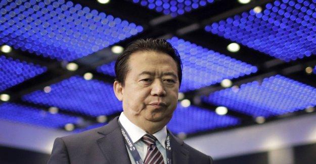 La esposa del ex líder chino de la Interpol ha obtenido asilo en Francia