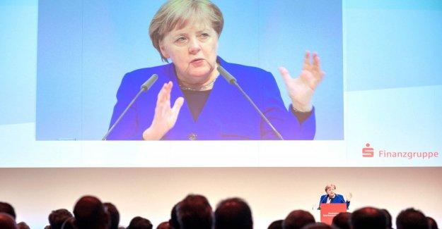 La ue, Merkel: Salvini y la Liga de entraréis en el Ppe
