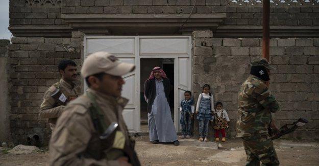 Los Estados unidos el pedido de un parcial de evacuación de las embajadas en Irak