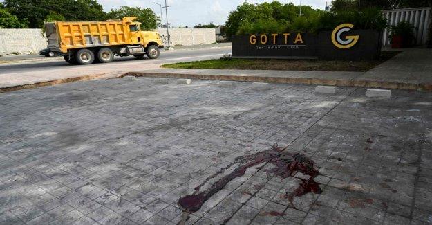 México, siendo un periodista asesinado. Francisco Romero estaba en el negocio de la delincuencia organizada