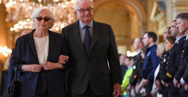 Multa por el ex-rey de Bélgica, si no hacer la prueba de paternidad