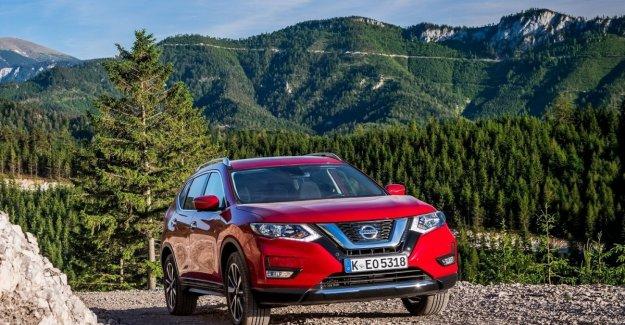 Nissan, corazones nuevos para X-Trail