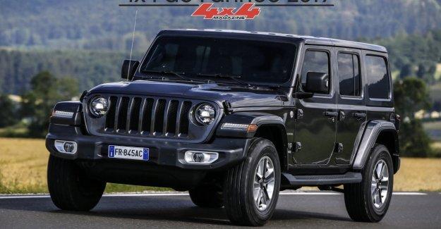 Nuevo triunfo para el Jeep: el Wrangler, el 4x4 del Año 2019