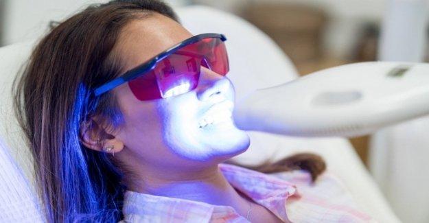 Productos para blanquear los dientes puede arruinar su sonrisa