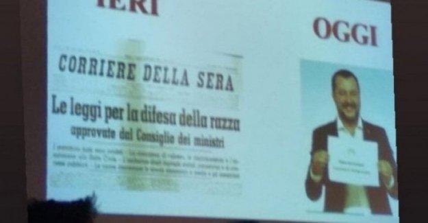 Prof suspendido, Zingaretti: usted puede obtener el derecho a trabajar. La grasa público el video completo: Salvini miedo de smart chicos?