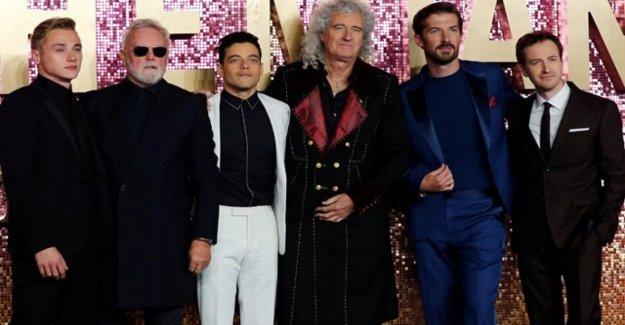 Queen Brian May en 'Bohemian Rhapsody': La verdad es que todavía tenemos que ver un ciento,