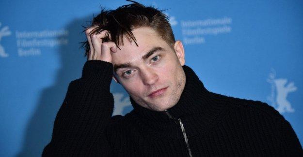 Robert Pattinson, el vampiro de 'Crepúsculo' podría convertirse en el nuevo Batman