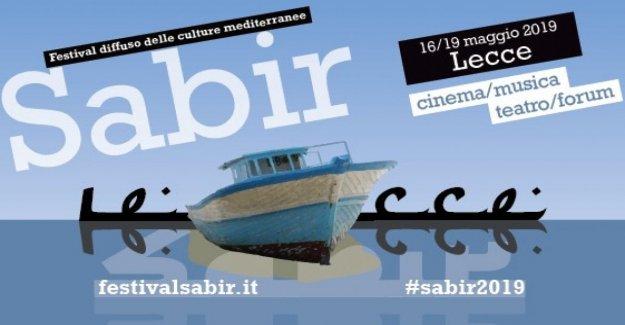 Sabir, del 16 al 19 de mayo en el Lecce, el festival de las culturas del Mediterráneo