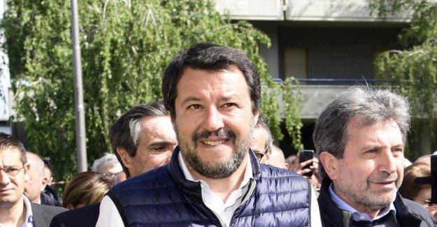 Salvini, el ministro fugitivo: en el año 2019 el ministerio de sólo 17 días