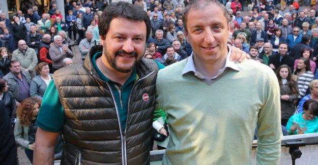 Varese, investigó el ex-candidato a la alcaldía de la liga Orrigoni: Pagó un soborno de 50 mil euros para obtener unpermiso de