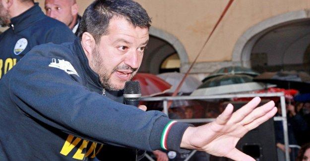 Vuelos a el Estado para las elecciones, el Tribunal de cuentas investiga Salvini