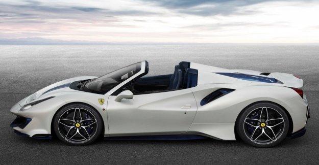 Y el Ferrari V8 es siempre International Motor Y tren motriz del Año