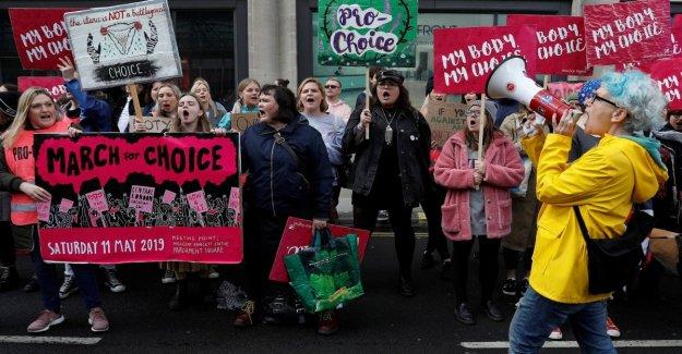 #YouKnowMe: actrices y popstars, estados Unidos lanza la campaña por el derecho al aborto