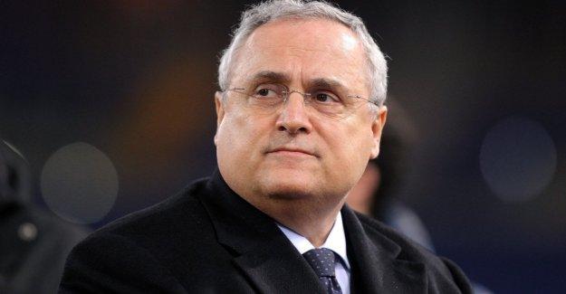 Alitalia, Lotito quiere entrar en la compañía. Formalizada la oferta