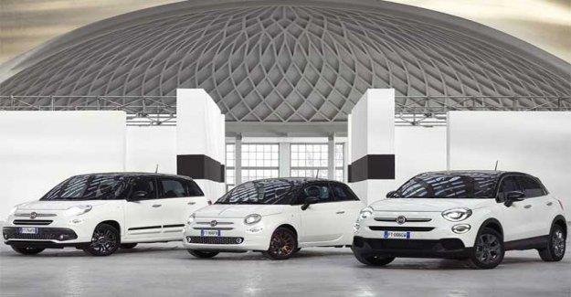 El Fiat 500, la familia de el registro