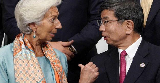 El G20, en Japón, no hay apelación a la tregua entre los estados Unidos y China, pero la guerra de los deberes daño a la economía