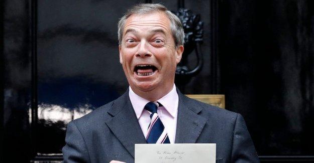 El M5S el acuerdo con Nigel Farage en Europa