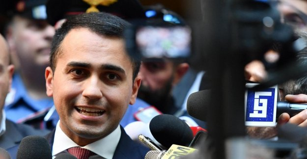 El M5S, es en el proceso de parrilla: los secretarios de estado bajo el juicio de la parlamentaria