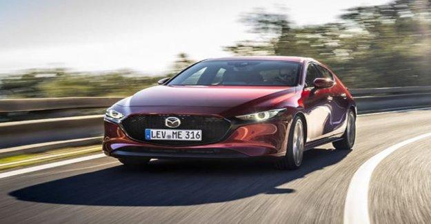 El Mazda3, el nuevo 2.0 litros de gasolina Skyactiv-X
