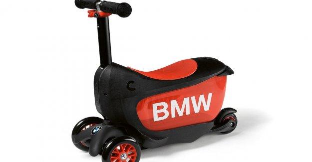 El futuro de la moto, según Bmw