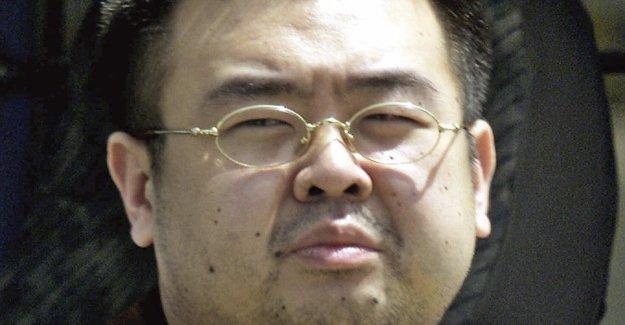 El medio hermano de Kim estaba a sueldo de la Cia