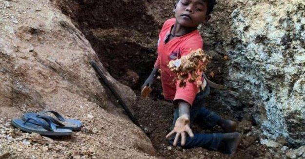 La India, el trabajo de veinte mil niños detrás del brillo de cosméticos