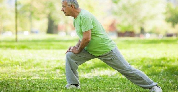 La actividad física en los hombres over60 entrenar el cerebro