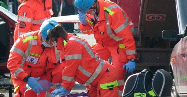 La cruz Roja, la formación del conductor, el salvador es fundamental para la calidad de la ayuda.