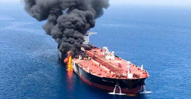 La tensión en el Golfo pérsico, que tiene un interés en el choque