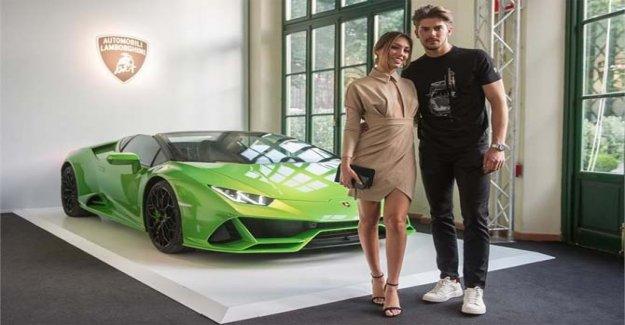 Lamborghini lanza una nueva colección para hombre