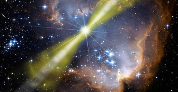 Las estrellas que chocan o explotar: un catálogo de los violentos lado del universo