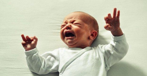 Los bebés, la inteligencia artificial ayuda a entender lo que está detrás de llorar