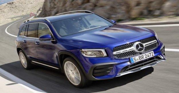 Nuevo Mercedes GLB, desde el concepto a la realidad
