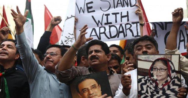 Pakistán, arrestado por lavado de dinero al ex presidente Asif Ali Zardari
