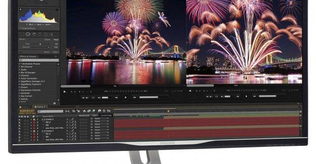 Philips, el nuevo monitor 4K de HDR: parte superior de la gama de multimedia y de trabajo. Nuestra prueba
