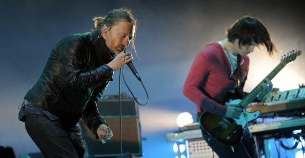 Radiohead piloto de tela, los hackers: la caridad-18 horas de grabaciones inéditas de robo