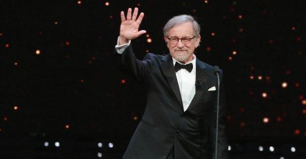 Steven Spielberg, desde el productor al escritor de la serie de tv: escribir un horror episodios de spaventosissimo