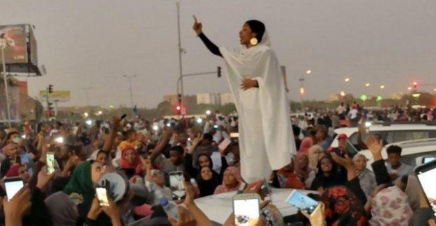Sudán, la Reina de la Revolución que están construyendo otro País