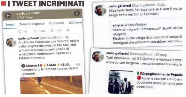 Tweet racista y homófoba del examinador externo a la madurez: el superintendente toma la posición de