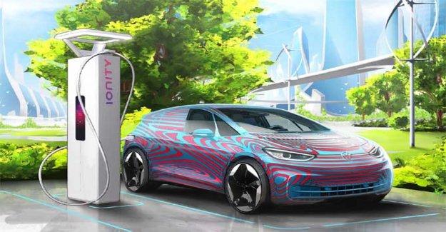 Volkswagen de la embestida de la movilidad eléctrica