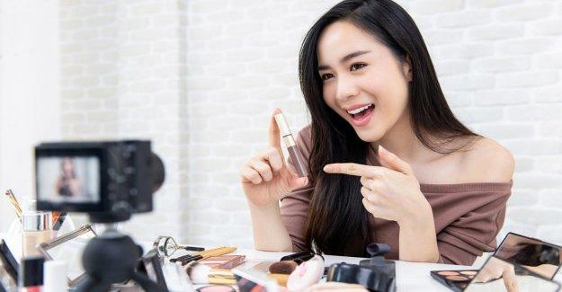 YouTube, viene el ensayo virtual de cosméticos durante el tutorial