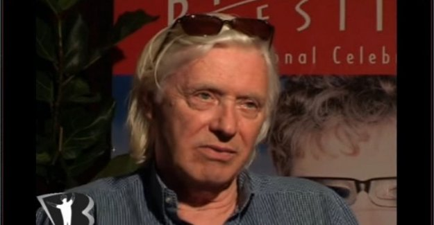 está muerto, Peter Whitehead, director de los primeros Pink Floyd y los Rolling Stones