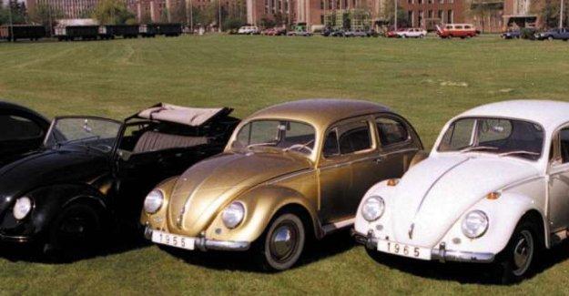 Adiós Escarabajo, sale de la escena, el coche más famoso del planeta