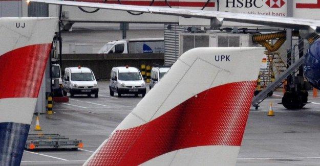 Alerta de terrorismo, British Airways suspende vuelos a el Cairo