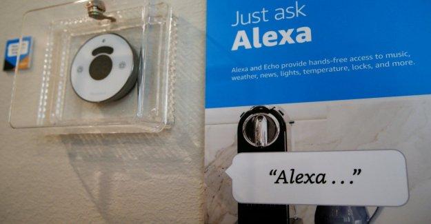Alexa ayudará a los médicos a curar a los pacientes