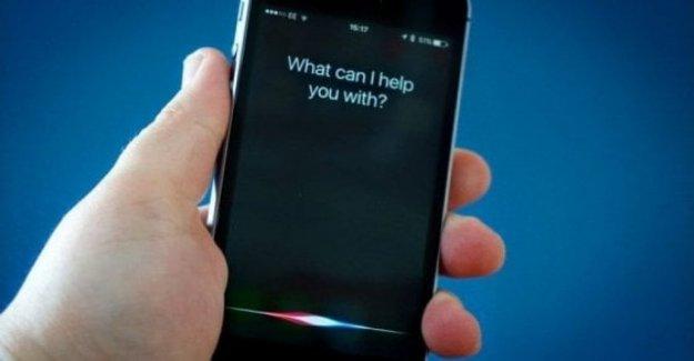 Algunos de Apple trabajadores escuchar regularmente a las grabaciones de Siri
