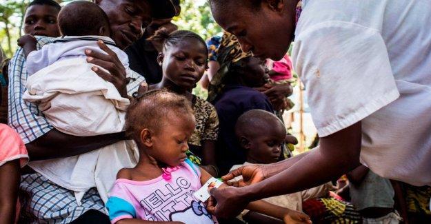 Angola, en el Sur del País está en emergencia por la sequía: el doble de la de los niños desnutridos